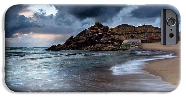 Edgar Laureano Photographs iPhone Cases - Praia Formosa iPhone Case by Edgar Laureano