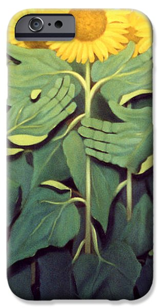 Praise The Son iPhone Case by Anthony Falbo