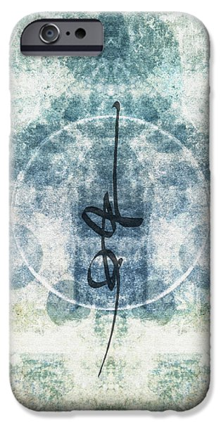 Prayer Flag 13 iPhone Case by Carol Leigh