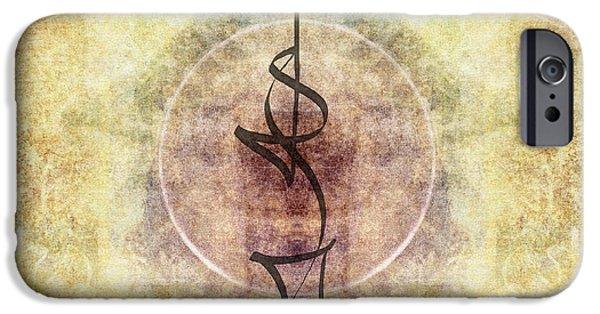 Buddhism Photographs iPhone Cases - Prayer Flag 29 iPhone Case by Carol Leigh