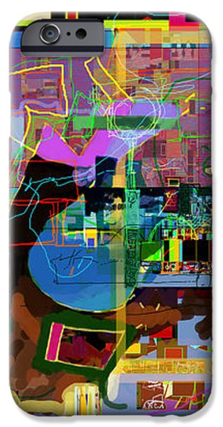 precious is man for he is created in the Divine Image 11 iPhone Case by David Baruch Wolk