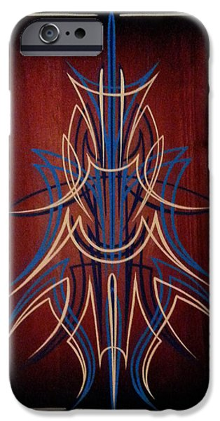 Symetry iPhone Cases - Precision iPhone Case by Danny Apodaca