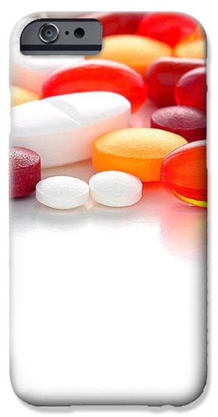 Prescriptions iPhone Case by Olivier Le Queinec