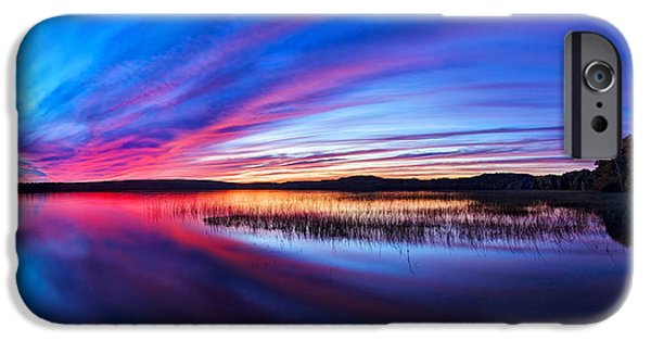Photos With Red iPhone Cases - Presence 1 iPhone Case by Bill Caldwell -        ABeautifulSky Photography