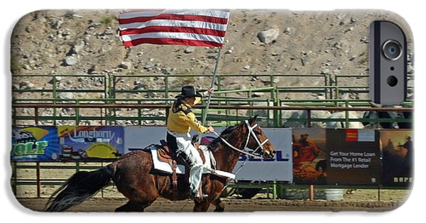 The Horse iPhone Cases - Presenting the Colors iPhone Case by Bob Hislop