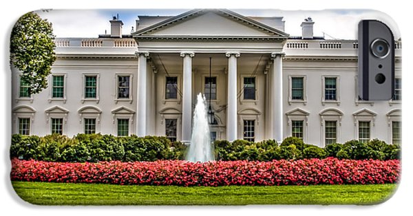 White House iPhone Cases - Presidential Suite iPhone Case by Dado Molina