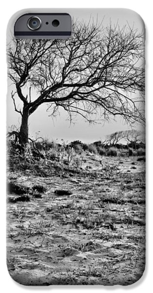 Prevailing BW iPhone Case by JC Findley