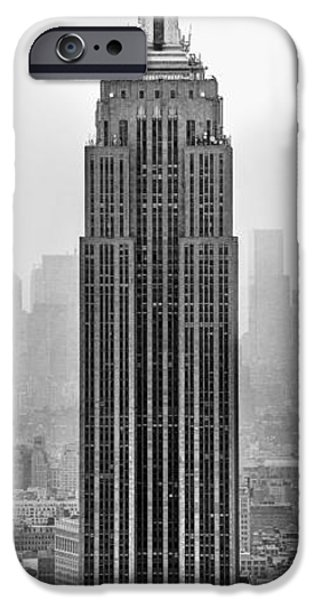 Empire State iPhone Cases - Pride Of An Empire iPhone Case by Az Jackson