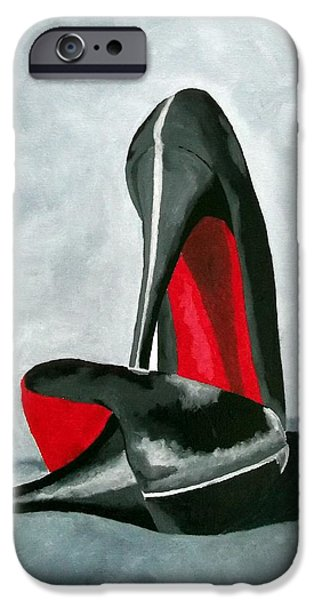 Fashion Abstract iPhone Cases - Pride iPhone Case by Rebecca Jenkins