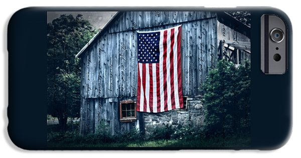 Best Sellers -  - July 4th iPhone Cases - Pride iPhone Case by Thomas Schoeller