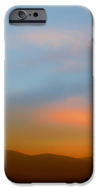 Priest Lake at Dusk iPhone Case by David Patterson