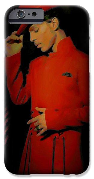 Fineartamerica iPhone Cases - Prince 2 iPhone Case by  Fli Art