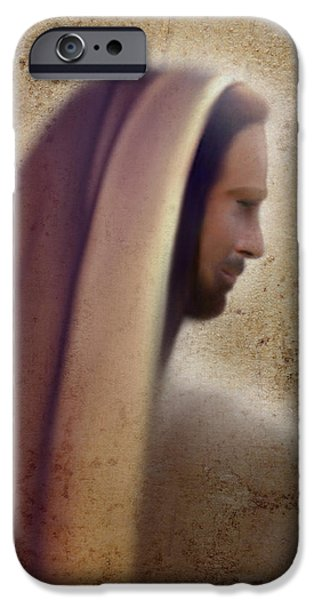 Prince of Peace iPhone Case by Kume Bryant
