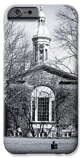 Princeton University iPhone Case by John Rizzuto