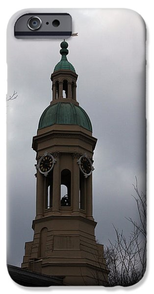 American Revolution iPhone Cases - Princeton University iPhone Case by Vadim Levin