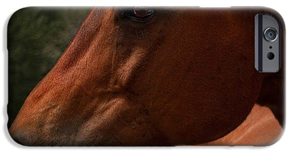Design iPhone Cases - Profile iPhone Case by K Hines