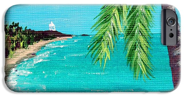 Affordable iPhone Cases - Puerto Plata Beach  iPhone Case by Anastasiya Malakhova