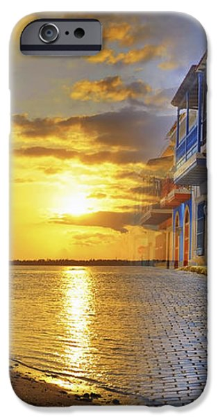 Puerto Rico Montage 1 iPhone Case by Stephen Anderson