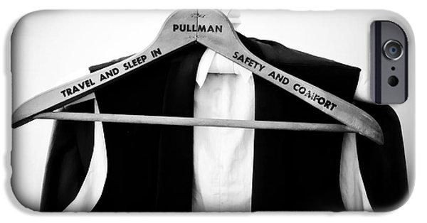 Formal iPhone Cases - Pullman Tuxedo iPhone Case by Edward Fielding