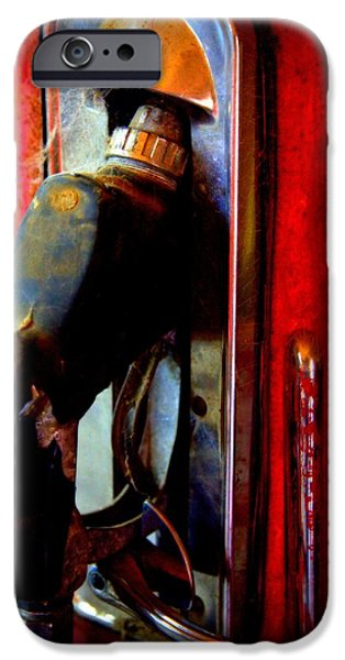 PUMP UP the VINTAGE iPhone Case by KAREN WILES