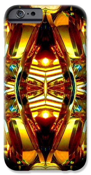 Socal Mixed Media iPhone Cases - Pumpkin iPhone Case by Romy Galicia