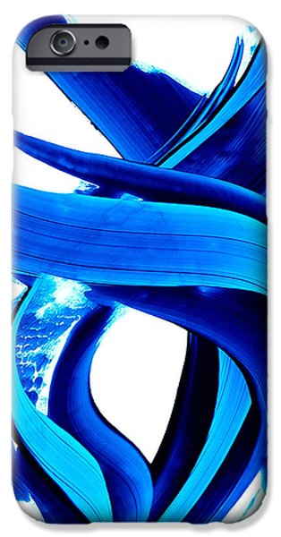 Pure iPhone Cases - Pure Water 138 iPhone Case by Sharon Cummings