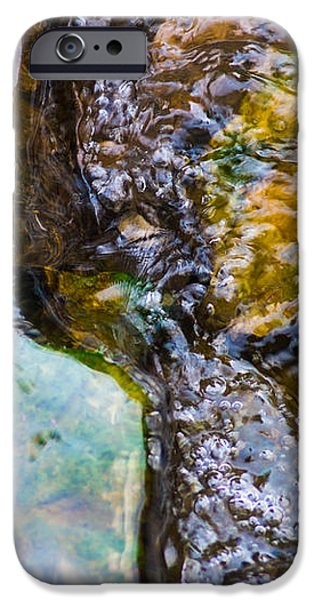 Purl Of A Brook 2 - Featured 3 iPhone Case by Alexander Senin