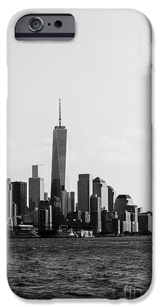Financial Interest iPhone Cases - Pyramid of New York - Portrait iPhone Case by Robert Yaeger