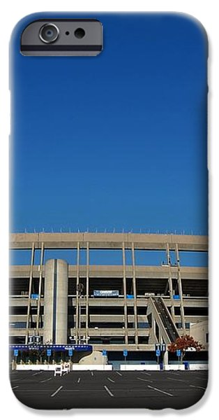 Qualcomm Stadium iPhone Case by See My  Photos