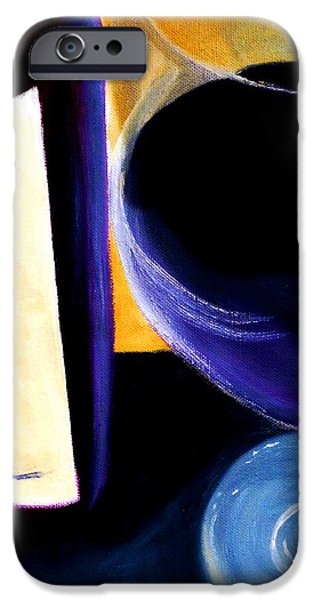 Wine Bottles iPhone Cases - Quality Wine iPhone Case by Lisa Kaiser