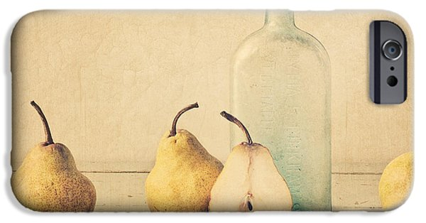 Pear iPhone Cases - Quartet iPhone Case by Amy Weiss