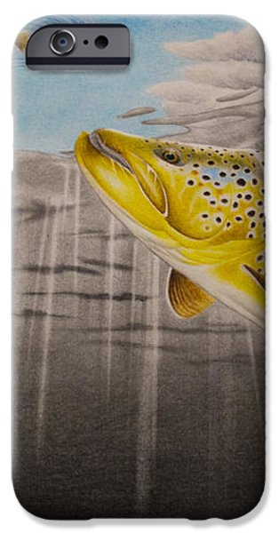 Quiet Anticipation iPhone Case by Nick Laferriere