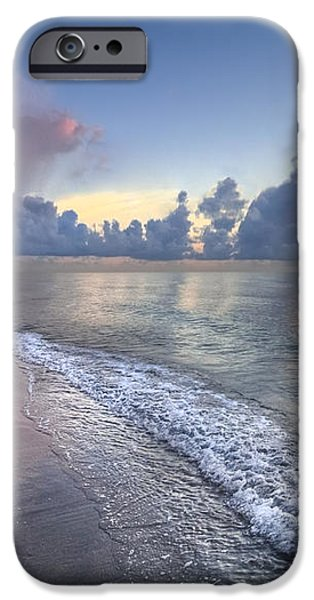 Quiet Morning iPhone Case by Debra and Dave Vanderlaan