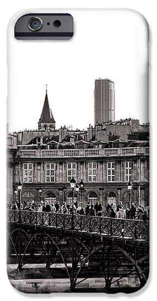 Quintessential Paris iPhone Case by Olivier Le Queinec
