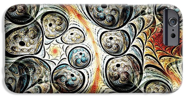 Nest iPhone Cases - Quorum Sense iPhone Case by Anastasiya Malakhova