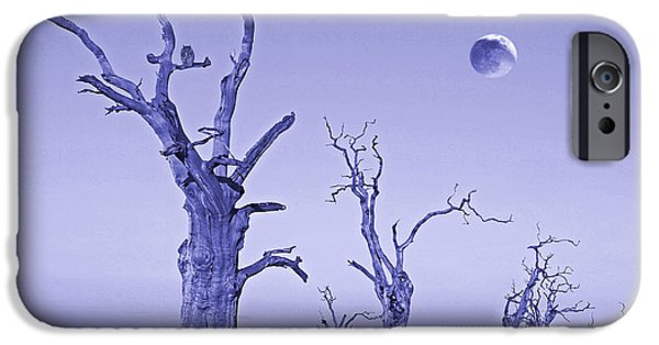 Headstones iPhone Cases - R I P iPhone Case by Gill Billington