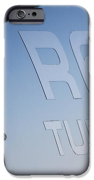 R66 Reflection iPhone Case by Paul Job