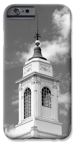 Cambridge iPhone Cases - Radcliffe College Cupola iPhone Case by University Icons