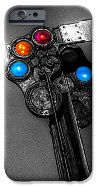 Railroad Signal iPhone Case by Bob Orsillo