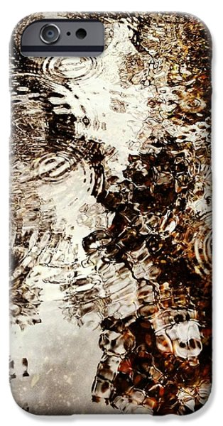 Rain Dance iPhone Case by Jeff Klingler