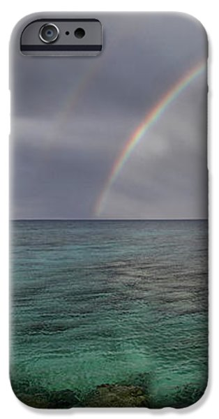 rainbow light iPhone Case by Stylianos Kleanthous