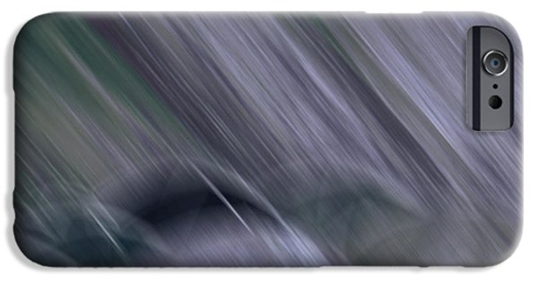 Rainy Day Mixed Media iPhone Cases - Rainy by jrr iPhone Case by First Star Art
