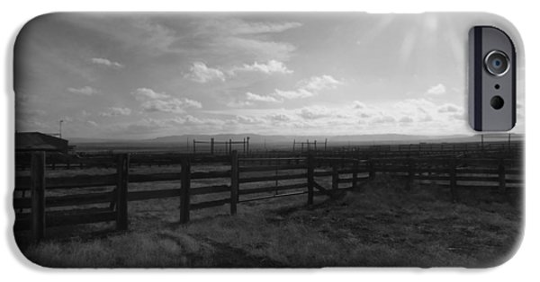Anna Villarreal Garbis iPhone Cases - Rancho Colorado iPhone Case by Anna Villarreal Garbis