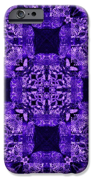 Rattlesnake Abstract 20130204m133 iPhone Case by Wingsdomain Art and Photography