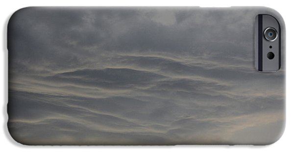Blue-gray iPhone Cases - Reach for the Sky 21 iPhone Case by Mike McGlothlen