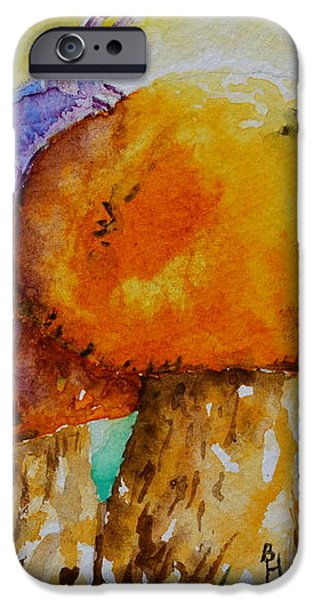 Reaching The Summit iPhone Case by Beverley Harper Tinsley