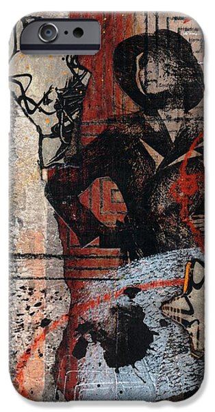 Transfer iPhone Cases - Really  iPhone Case by Laura  Lein-Svencner