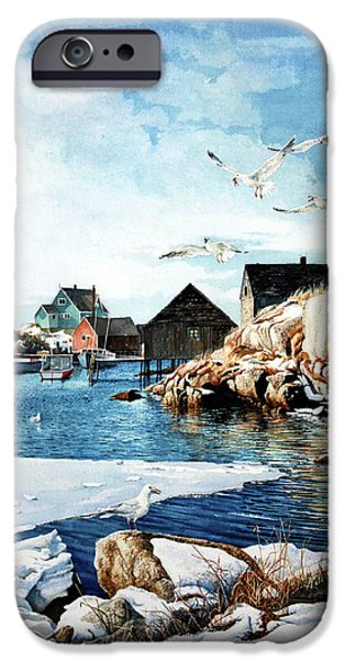 East Village iPhone Cases - Reason To Believe iPhone Case by Hanne Lore Koehler