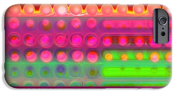 Business Digital Art iPhone Cases - Recently Spotted iPhone Case by Wendy J St Christopher
