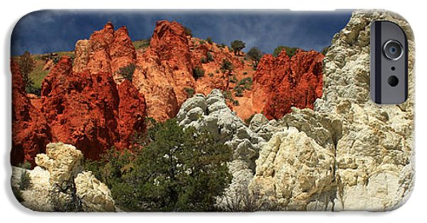 Recently Sold -  - Red Rock iPhone Cases - Red Rock Canyon iPhone Case by James Eddy